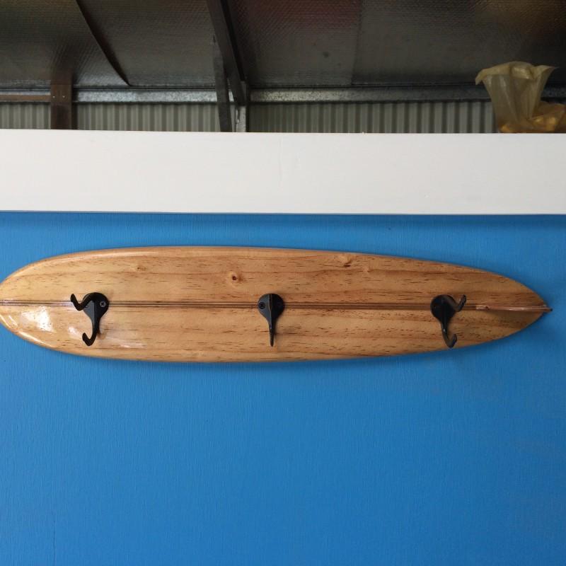 Coat Rack CDCR40 Crystal Dreams Surf Art Retro Surf Boards New Surfboard Coat Rack