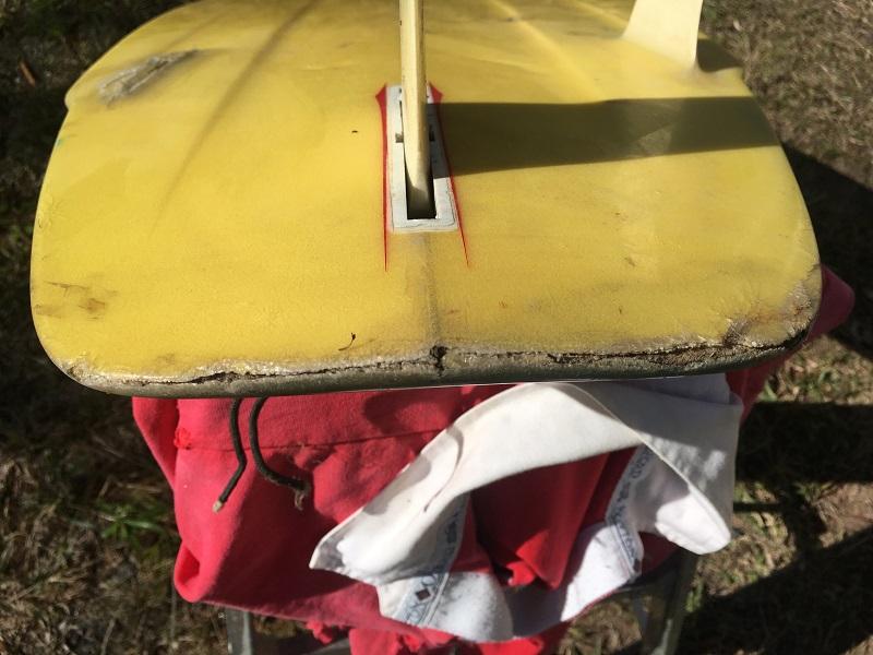 McGrigor Surfboard Repair